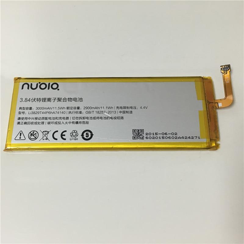 3.84V 3000mAh Li3829T44P6hA74140 ZTE Nubia Z9 Mini NX510j ...