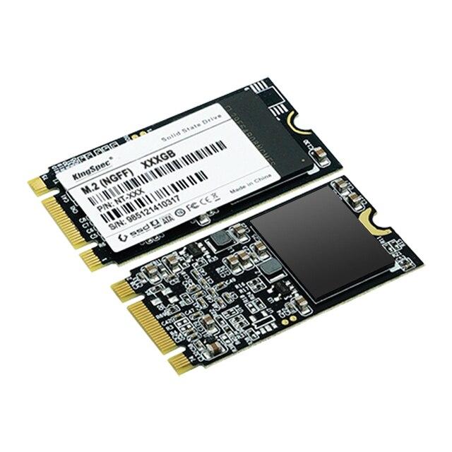 KingSpec 240 go SSD M2 22*42mm SATA III 6 Gb/s 2242 M.2 SSD 480 go 960 go disque dur interne HDD pour ordinateur portable/PC/ordinateurs de bureau/Ultrabook