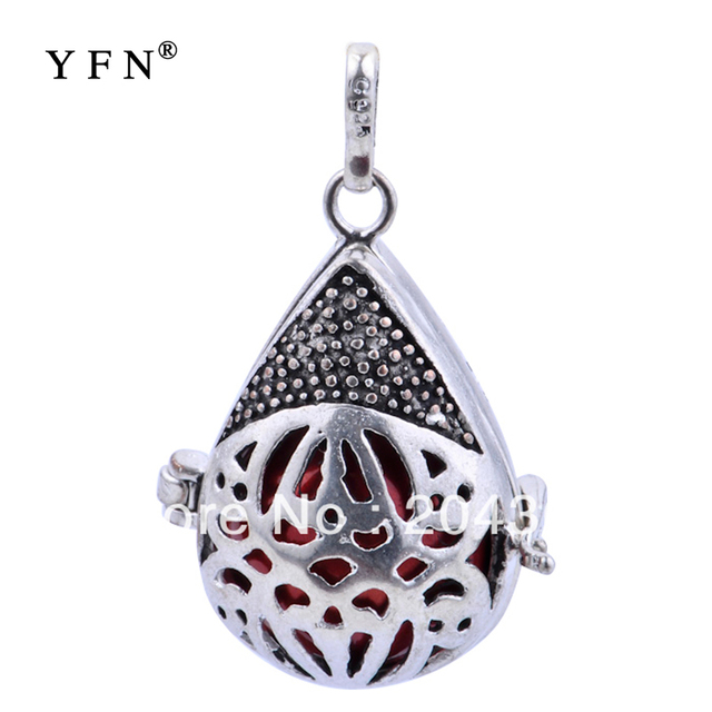 Mexican bola pregnancy bell pendant wholesale jewelry 925 silver mexican bola pregnancy bell pendant wholesale jewelry 925 silver cage christmas harmony bola bell necklaces aloadofball Gallery