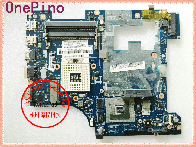 for Lenovo G580 Notebook QIWG5_G6_G9 LA-7981P Motherboard G580 Laptop Motherboard 11S900007 PGA989 SLJ8E HM76 DDR3 100% Tested laptop motherboard for lenovo ideapad g580 qiwg5 g6 g9 la 7981p 71jv0138003 hm76 nvidia gt630m ddr3