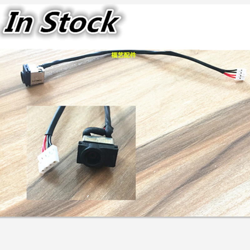 Romantic New Laptop Dc Power Jack Cable Charging Socket Port Wire For Samsung Np270e4v Np270e5v Np270e5e Np270e5r Np270u5j Np300e4e Promoting Health And Curing Diseases Back To Search Resultscomputer & Office