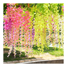 Wedding Flowers Silk Wisteria Garland Artificial Flower Garlands Beautiful For Decoration Home Decorations