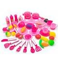 Детские игрушки для ролевых игр  Классическая кухонная игрушка для резки овощей и фруктов  игра-головоломка для родителей и детей  модель об...