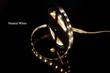 MARSWALLED High CRI 80+ LED Strip Light SMD5630 Super Bright Neutral White Nonwaterproof 4000K-4500K