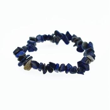 7 chakra natural stone crystal lapis lazuli tiger eye stone Healing Balance Colored Stone Bracelet dropshipping 11