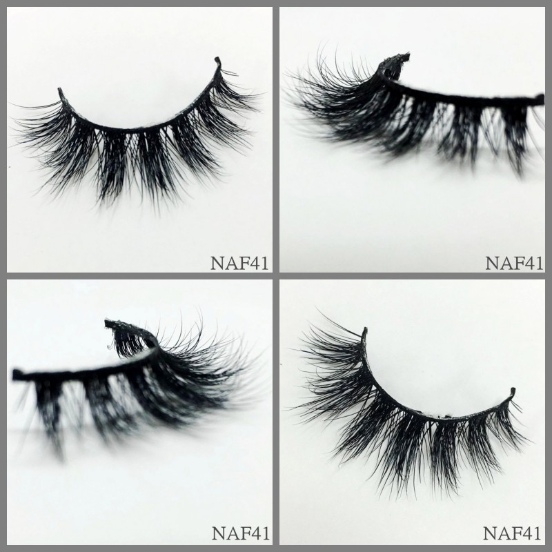 Beauty Essentials False Eyelashes Smart 3d Mink Lashes Hand Made Makeup False Lashes Vendor Ups Free Shipping 200pair Factory 3d Mink Eyelashes Natural Long Eyelashes
