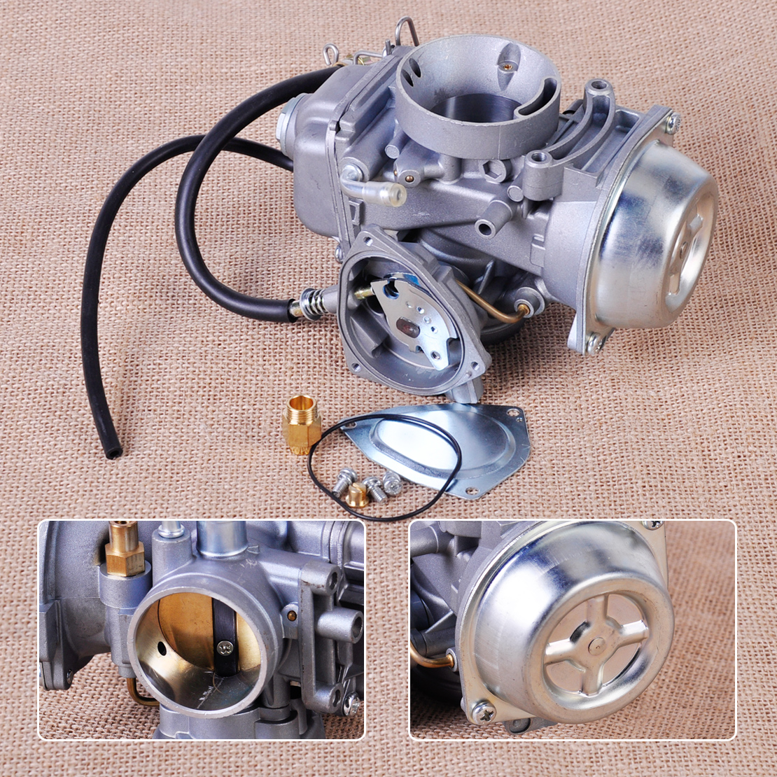 Citall carburetor carb assembly fit for polaris sportsman 500 4x4 ho ar1368ca161ra 3131453 3131567 3131707 3131712