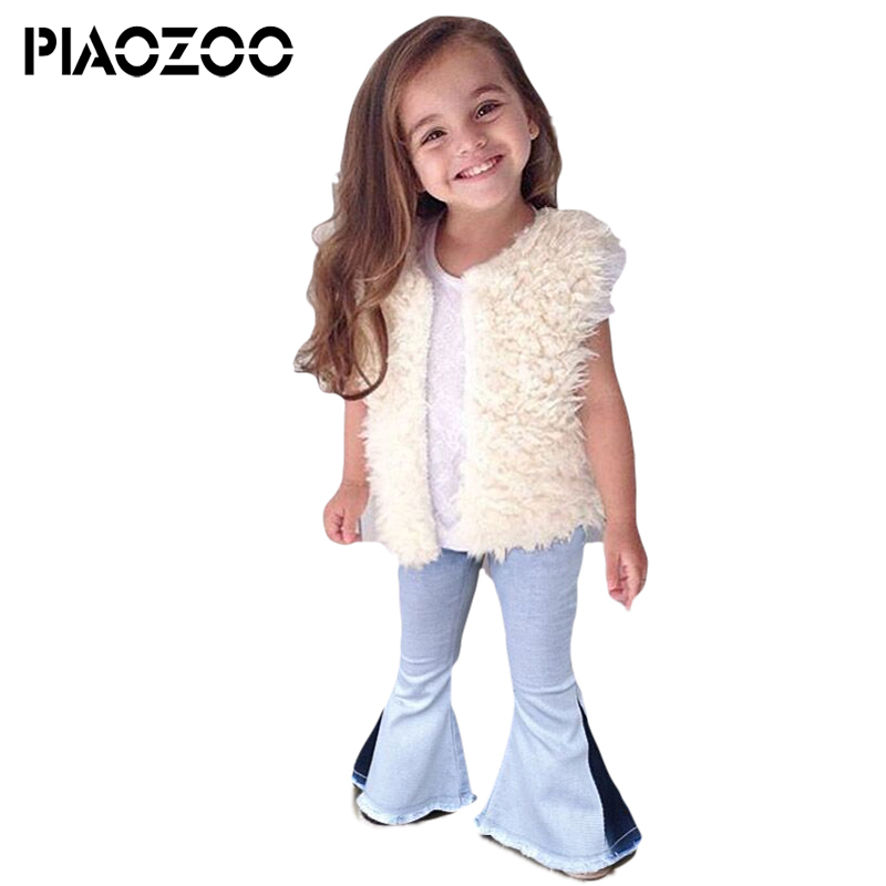 2018 fashion toddler bell bottom pants kid wide jeans flare leg denim trousers for girls winter childrens cowboy boots pants P20 женское платье 2015 desigual vestido summer dress