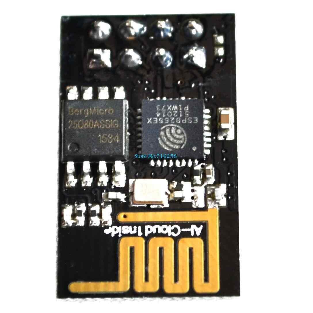 Обновленная версия ESP-01 ESP-01S ESP8266 серийный WI-FI беспроводной модуль приемопередатчика ESP01 ESP8266-01