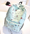 College Style Lovely 2016 New School Backpack For Women Bag Lona Escolar Mochila Feminina Backpacks Ladies Teenage Girl Fashion