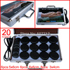 HOT 20pcs Set Body Massage Stones Ysgyp Nls With Heater Box