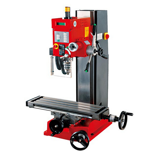 SX3 home using mini metal working drilling milling tapping machine