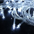 30M 300-Leds multicolour Christmas Lights,Led String Lights For Xmas Cristmas Wedding Party Decoration,AC 110V~220V