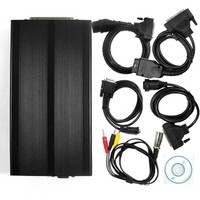 15pcs MB Carsoft 7.4 Multiplexer Can Read/Erase Fault Codes and Read ECU Information Auto Diagnostic Tool