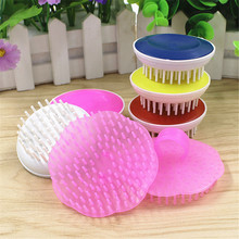 Washing Comb for Hair Professional Soft Massage Tangle Hair Brush Shampoo Brush Health Hair Comb Hairbrush Salon Styling Tool