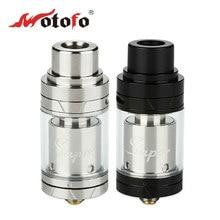 100% Original Wotofo Sapor RTA Atomizer with 2ml Capacity Top filling System and Dual adjustable Top air flow Atomizer