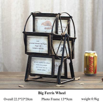 Aliexpress Buy Ferris Wheel Decorative Multi Photo Frame