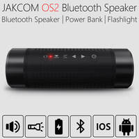Jakcom OS2 Outdoor Bluetooth Speaker Waterproof 4000mAh Power Bank Bicycle Portable Subwoofer Bass Speaker LED Light