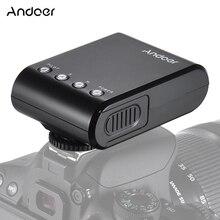 Andoer WS 25 Mini Digital Slave Flash Speedlite for Canon Nikon Pentax Sony a7 nex6 HX50 A99 Flash Speedlite w/Hot Shoe GN18