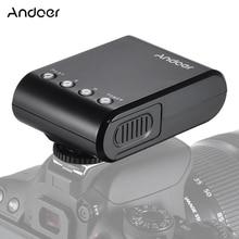 Andoer WS 25 Mini Digital Slave แฟลช Speedlite สำหรับ Canon Nikon Pentax Sony a7 nex6 HX50 A99 แฟลช Speedlite w/ รองเท้าร้อน GN18