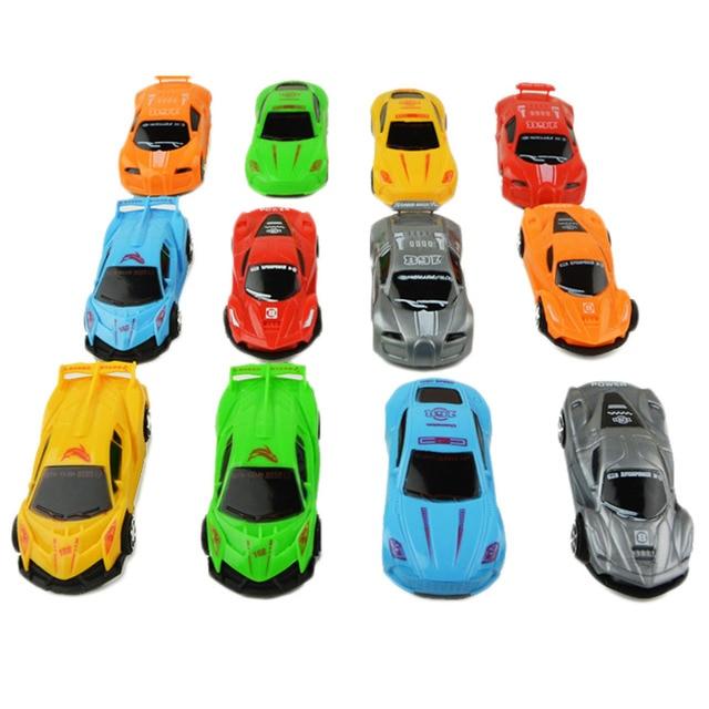 1 Set Color Random Small Plate Simulation Mini power Car Plastic World Famous Toy Inertia Simulation  sc 1 st  AliExpress.com & 1 Set Color Random Small Plate Simulation Mini power Car Plastic ...