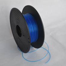 Blue color 3d printer filament PLA/ABS 1.75mm/3mm 1KG wholesale price by DHL and Fedex IE Free Shipping