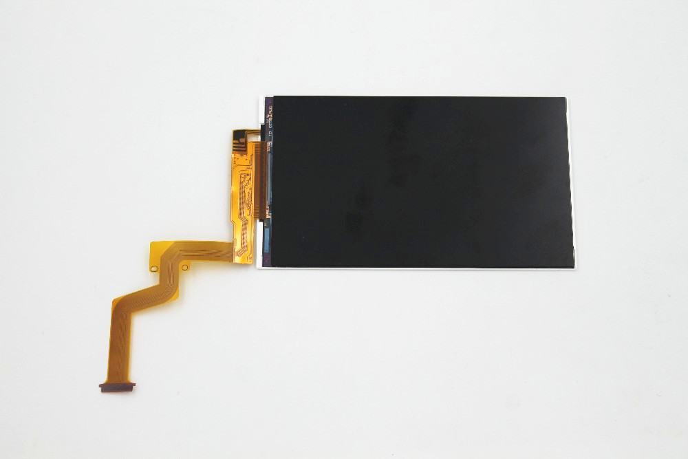 1Pcs Original New Top LCD For New 2DS XL For New 2DS LL  Lcd Screen