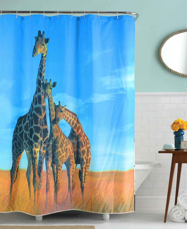 Giraffe Bathroom Decor Compare Prices On Giraffe Bath Online Shopping Buy Low Price