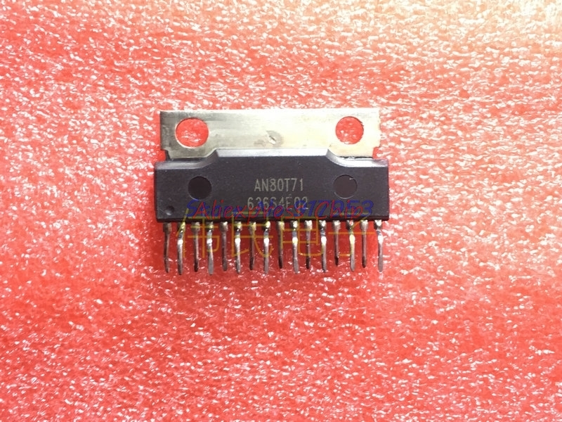 1pcs/lot AN80T71 ZIP-161pcs/lot AN80T71 ZIP-16