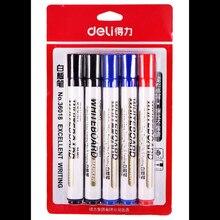 Ограниченное предложение 10 шт./Лидер продаж школьные канцелярские высокое качество Пластик Маркеры для доски ручка классическая гладкая ручка школы и офиса/j0120