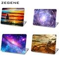 Фантазии небо Warmful пейзаж Ноутбук чехол Для Macbook air 11 новый 12 pro 13 15 сетчатки Знаменитая картина сумка для ноутбука