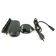 AC Power Adapter + W126 Dummy Battery DC Coupler +US/UK/AU/EU Plug for Fujifilm Fuji AC V9 Charger Adaptor as CP W126 NP W126