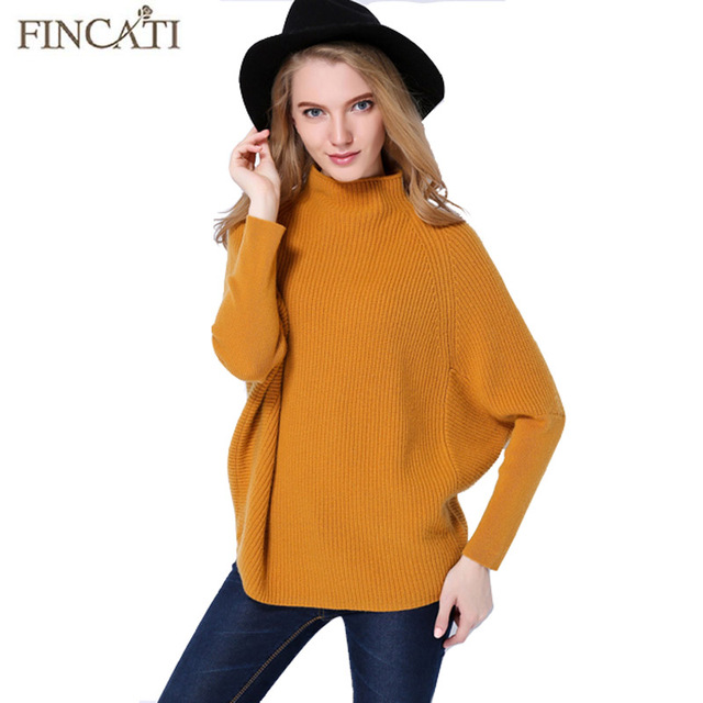 Aliexpress.com : Buy Cashmere Sweater 2017 Autumn Winter Women 100 ...