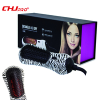 CHJpro Multi Color Travel Household Hair Style Tool Hairdryers Infrared Hair Dryer Brush Professional Ionic Hair