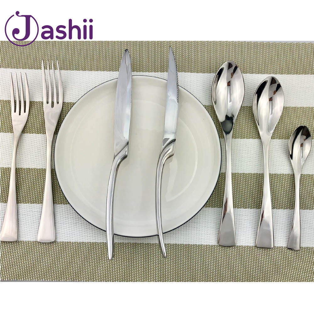 Detail Feedback Questions About Single Pure Silver Cutlery Set