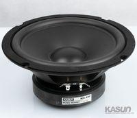 2PCS KASUN MK 830 8'' Woofer Speaker Driver PP Cone Rubber Surround 8ohm/150W Max Diameter 210mm Fs 39Hz