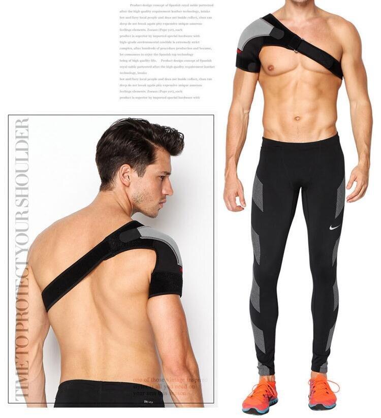 Single Basketball Shoulder Adjustable 7