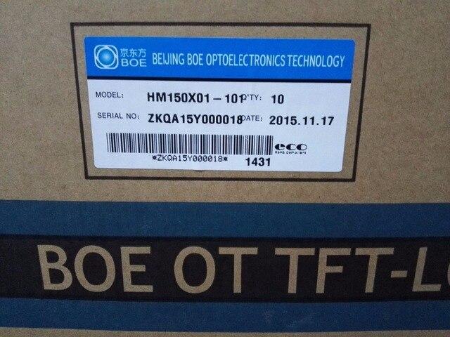 """100% de teste Original HM150X01-101 HM150X01 101 A + 15 """"polegadas Painel de LED um ano de garantia"""
