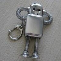 Metal USB 2 0 8 16 32 64GB Robot USB Flash Drive 128GB 512GB Creativo Pendrive