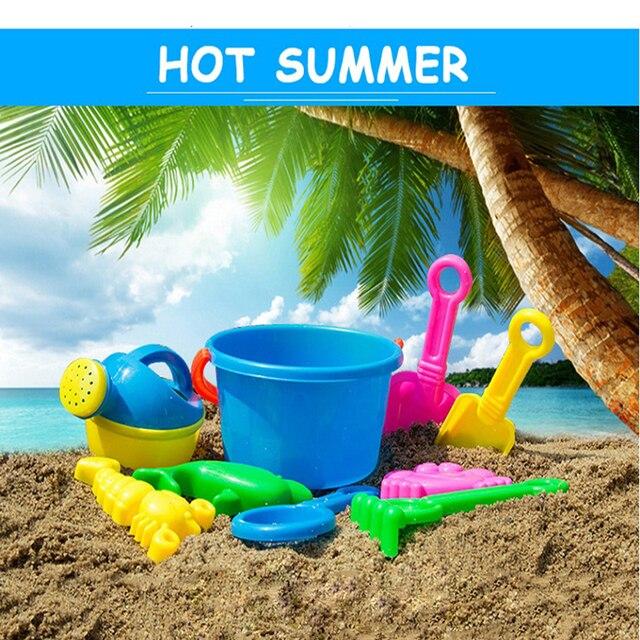 unids beb clsico juguetes set nios barato juego de arena de la playa herramienta de