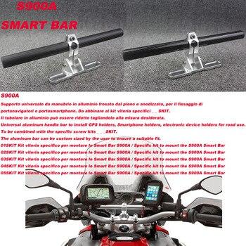 Motor Bike GPS Mount Holder For KAWASAKI Z 750 2003-2014 Z 750 S 2005-2007 Z 750 R 2011-2014 Smart Bar