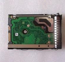 Новый ЖЕСТКИЙ ДИСК Для G8 G9 652583-B21 653957-001 507129-014 641552-003 EA1233000BU EG0600FBVFP 600 ГБ 6 Г 10 К 2.5 inch SAS гарантия 1 год