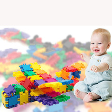 New Building Blocks Toys DIY Assembly Classic Toys Colorful Building Blocks Brick Assembly Toys Early Education Learning Toys
