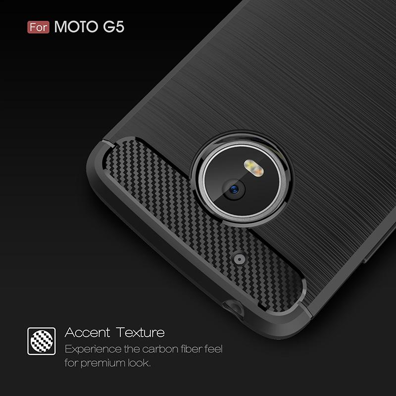 carbon fiber tpu case moto g5 (3)