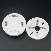 Detector de fumo com fio do sensor de rede para a venda/componentes ópticos do anfitrião detector de fumo alarme para o sistema de alarme gsm ijs998|Detector de fumaça| |  -
