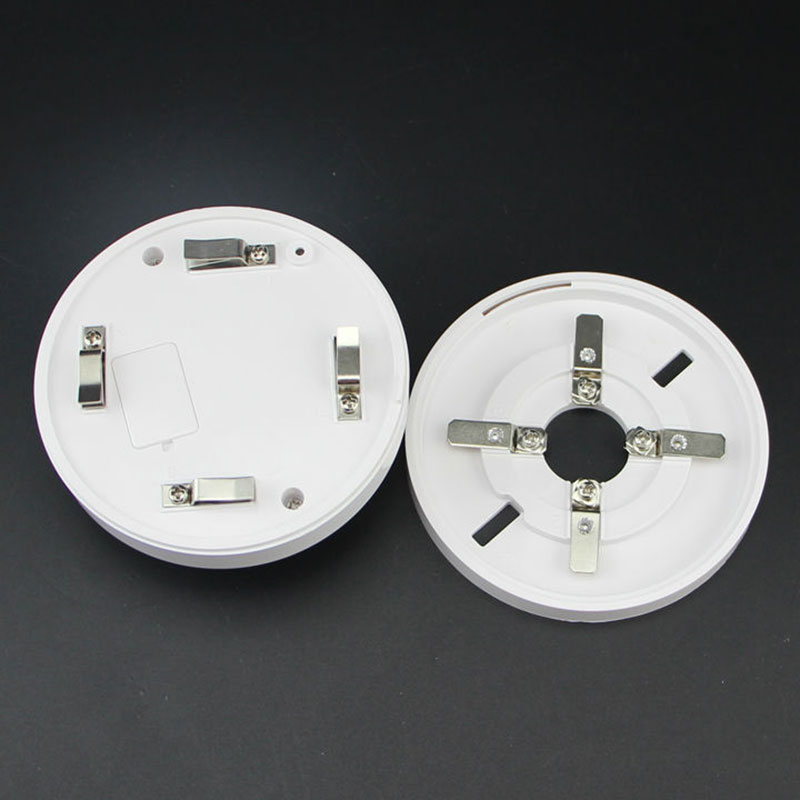 Wired Networking Sensor Smoke Detector For Sale/Optical Host Components Smoke Detector Alarm For Gsm Alarm System  IJS998