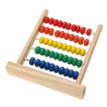 Small Rainbow Abacus Toy