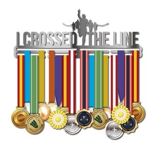 Image 5 - Marathon medal hanger Stainless steel medal holder Running medal hanger Half marathon medal display rack