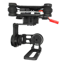 3-Axis Brushless Gimbal Frame HAKRC Storm32 FPV Controlller Motor for Gopro 3/4 FPV RTF Version For Helicopter RC Drone Toy ^
