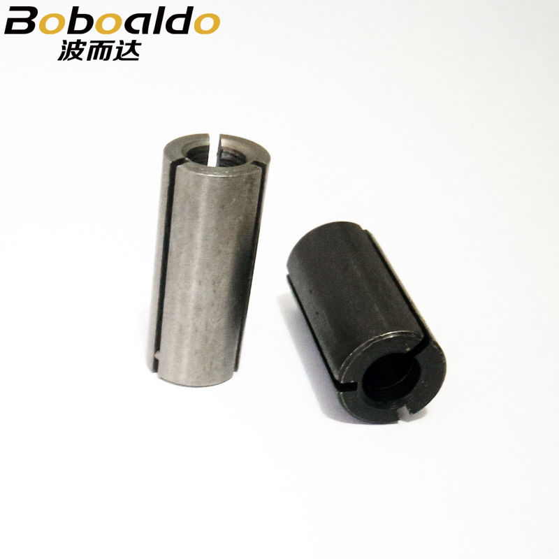6mm to 4mm Collet Adaptor Shank Reducer Reducing Bit CNC Spindle Router Tool S